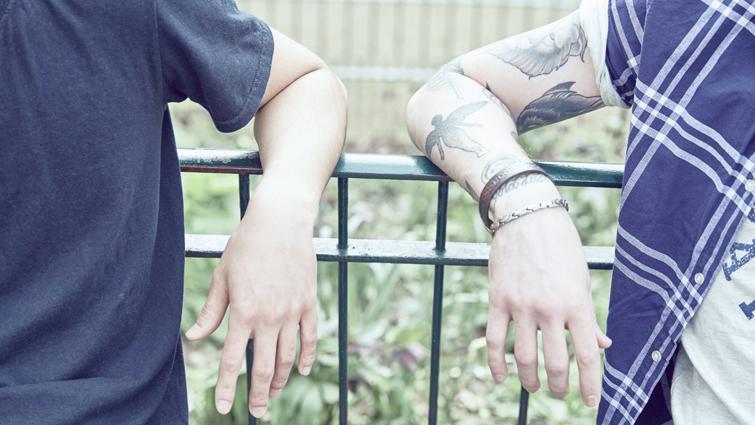 Intim man tattoo 100+ Best